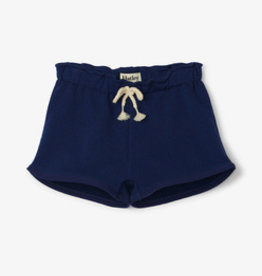 Hatley Navy Paper Bag Shorts Patriot Blue