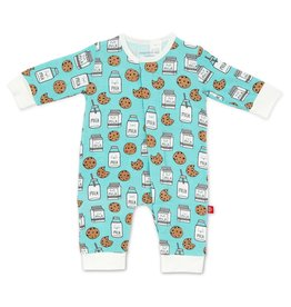 Magnificent Baby Bedtime Stories Modal Magnetic Coverall