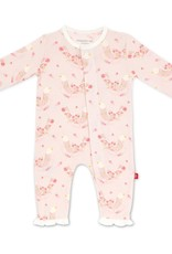 Magnificent Baby Bird of Paradise Modal Magnetic Coverall