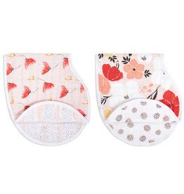 Aden & Anais Picked For You 2-Pack Classic Burpy Bibs
