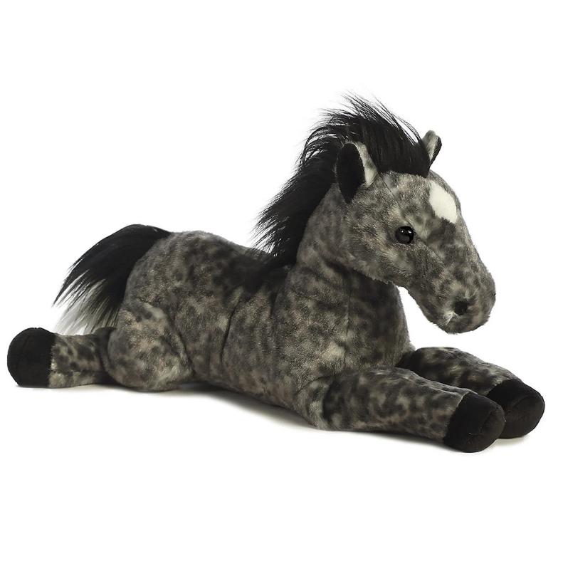 """Aurora 12"""" Jack Horse Flopsie"""