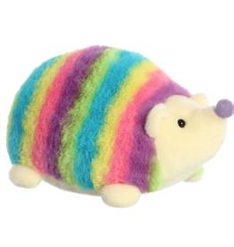 """Aurora 10"""" Rainbow Hedgie"""