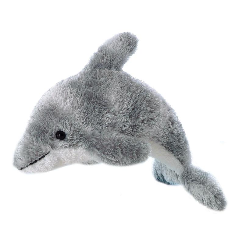 "Aurora 8"" Dorsey Dolphin Mini Flopsie"
