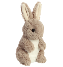 "Aurora 7"" Biddy Bunny Taupe"