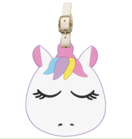 iscream Unicorn Luggage Tag