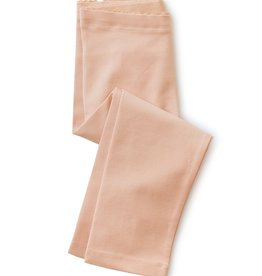 Tea Collection Dusty Coral Solid Capri Leggings