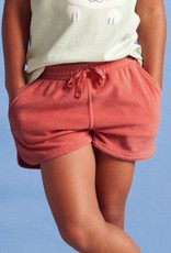 Tea Collection Mauveglow Terry Cloth Shorts