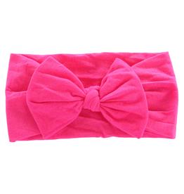 Mila & Rose Azalea Nylon Bow Headwrap