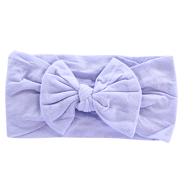 Mila & Rose Orchid Nylon Bow Headwrap