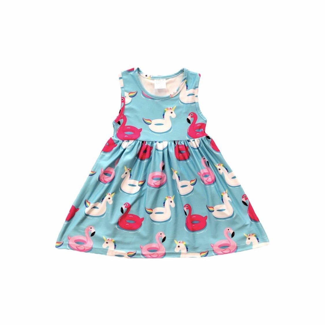 Mila & Rose Pool Party Tank Dress