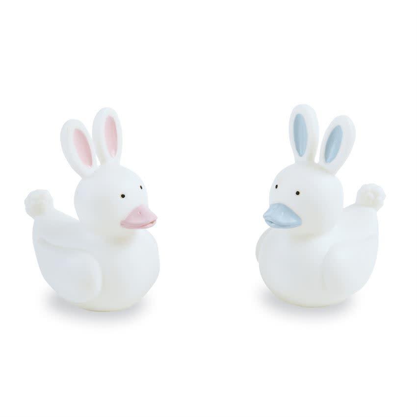 Mud Pie Duck Bunny Bath Toy