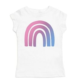 Sweet Wink Rainbow Doodle SS Shirt