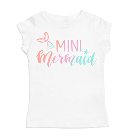 Sweet Wink Ombre Mini Mermaid SS Shirt (or Onesie)