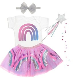 Sweet Wink Over the Rainbow Tutu