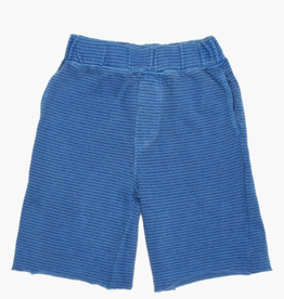 Joah Love Mikey Striped Shorts w/Pockets Nautical Blue