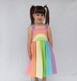 Haven Girl Rainbow Dress Patch