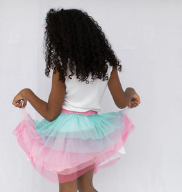 Haven Girl Ruffle Skirt Patch