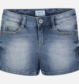 Mayoral Denim Shorts Basic