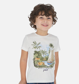 Mayoral National Park T-Shirt SS White