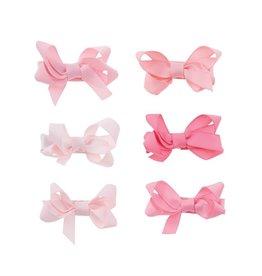 Mud Pie Pink Bitty Bows