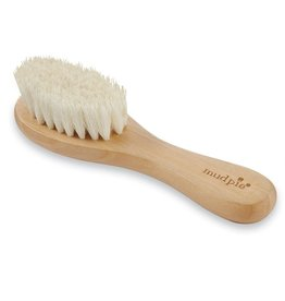 Mud Pie Wooden Baby Brush