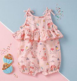 Mud Pie Circus Muslin Bubble
