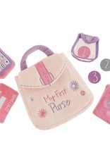 Mud Pie My First Purse Plush Set