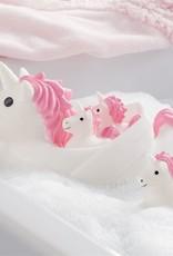 Mud Pie Unicorn Bath Toy Set