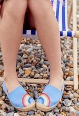 Joules Junior Shelbury Shoe Blue
