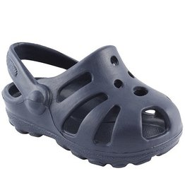 Trimfoot Co. Navy Molded Sport Clog-Style Sandal