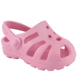 Trimfoot Co. Pink Molded Sport Clog-Style Sandal