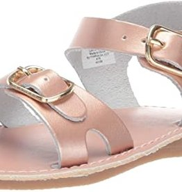 Trimfoot Co. Rose Gold Sandal with Buckles