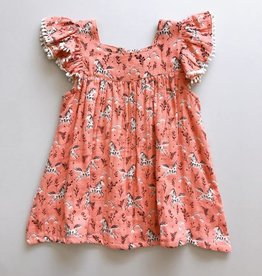 Mimi & Maggie Lucky Day Dress Pink