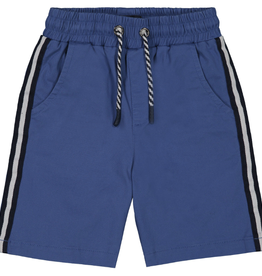 Andy & Evan Blue Twill Short