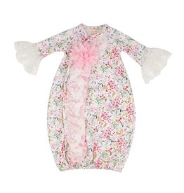 Haute Baby Pinkalicious Gown, 0/3M