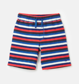 Joules Bucaneer Short Blue Stripe
