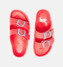 Joules Jnr Shore Shoe Pink