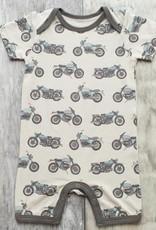 Bestaroo Motorcycles Shortall Black/Grey