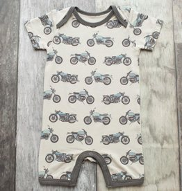 Bestaroo Motorcycles Shortall Black/Grey