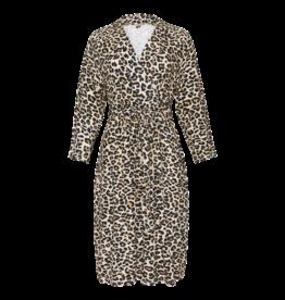 Posh Peanut Lana Leopard Mommy Robe