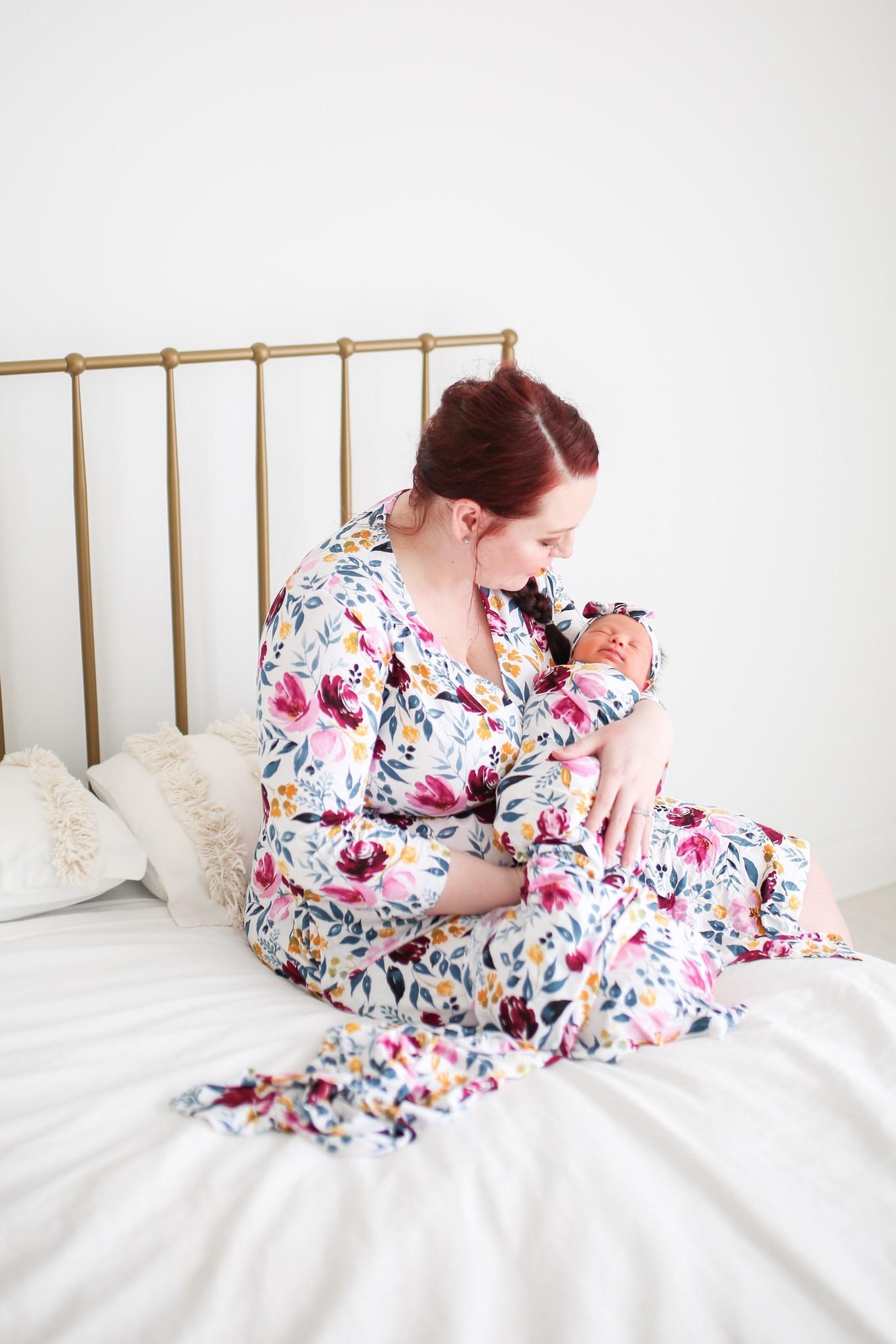 Posh Peanut Jozie Mommy Robe