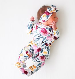 Posh Peanut Jozie Ruffled Kimono Set