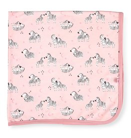 Magnificent Baby Pink Little One Modal Swaddle Blanket