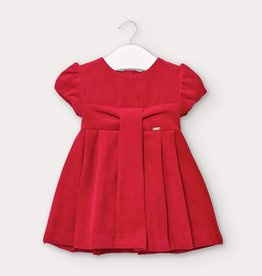 Mayoral Dress Carmine Red