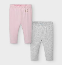 Mayoral Basic Leggings Set Rose