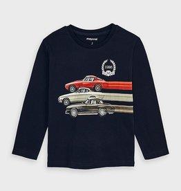 Mayoral LS T-Shirt Navy