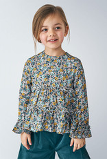 Mayoral Blouse Duck Green