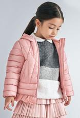 Mayoral Soft Coat Blush