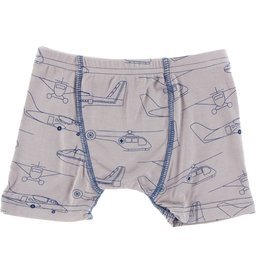 Kickee Pants Boxer Brief Feather Heroes in the Air