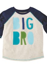 Mud Pie Big Bro Shirt & Pennant Set